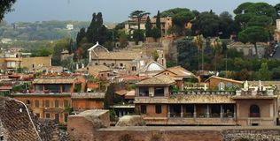 Roma. Typical scenery in Roma, from Paladino Stock Images