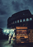 roma Arkivbild