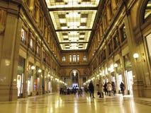 Roma Alberto Sordi Gallery foto de stock royalty free