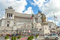 Roma Altare della Patria Photographie stock libre de droits