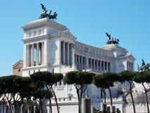 Roma - altare della patria Fotografia Stock