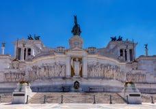roma Altare della patria Fotografia Stock