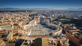 Roma antes de sus ojos Foto de archivo libre de regalías