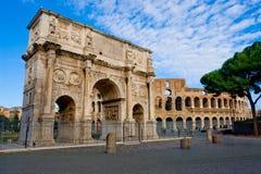 Roma antica Fotografia Stock