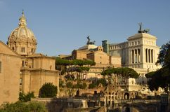 Roma antiga Imagens de Stock Royalty Free