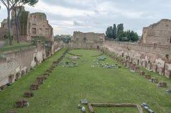 Roma antiga, palatino Fotos de Stock Royalty Free