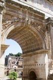 Roma antigua Fotografía de archivo