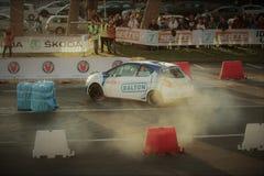 Roma Capitale Rally Photo stock