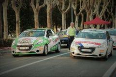 Roma Capitale Rally Photo libre de droits