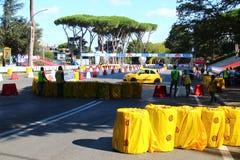 Roma Capitale Rally Stock Photography