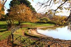 Roma, casa de campo Doria Pamphili Fotografia de Stock Royalty Free