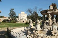 Roma, casa de campo Doria Pamphili Fotos de Stock Royalty Free