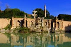 Roma, casa de campo Doria Pamphili Fotos de Stock