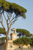 Roma, chalet Borghese Imagen de archivo