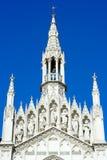 Roma, chiesa del Virgin Mary, un frammento Fotografia Stock Libera da Diritti