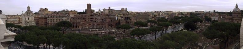 Roma, a cidade velha Imagem de Stock Royalty Free