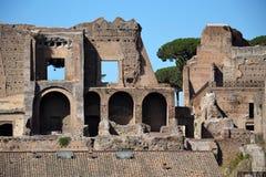 Roma - circo Maximus Imagens de Stock Royalty Free