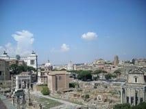 Roma city italy Stock Image