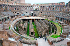 Roma. Coliseo. imagen de archivo