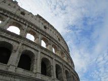 Roma Coloseum autumn stock photos