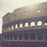 Roma Colosseo Fotografia Stock