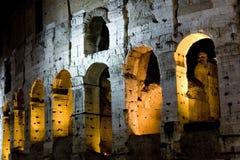 Roma - Colosseo (Particolare) Fotografia de Stock Royalty Free