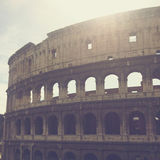 Roma Colosseo Stock Photography