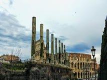 Roma Colosseum immagini stock libere da diritti
