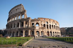 Roma Colosseum Imagenes de archivo
