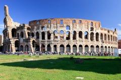 Roma Colosseum Fotografie Stock Libere da Diritti