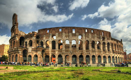 Roma Colosseum Fotos de Stock Royalty Free