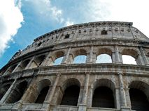 Roma - Colosseum Royalty Free Stock Photography