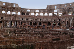Roma - colosseum Fotos de Stock Royalty Free