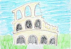 Roma Colosseum Imagem de Stock