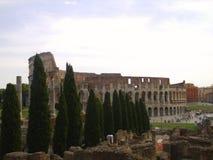 Roma Colosseum Fotografia Stock