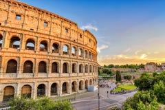 Roma Colosseum Italia Fotos de archivo libres de regalías