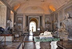 ROMA 10 DE AGOSTO: Degli Animali de Sala o 10 de agosto de 2009 no Vaticano. Fotos de Stock Royalty Free