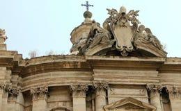 Roma de huvudsakliga dragningarna av Rome Royaltyfri Foto