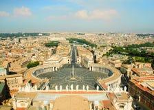 Roma del Vatican Fotografía de archivo libre de regalías