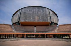 Roma, della Musica de Parco del auditorio Imagen de archivo libre de regalías