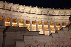Roma, della Patria di Altare Immagine Stock