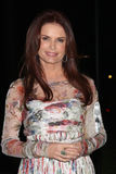 Roma Downey Royaltyfria Foton