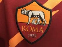 Roma emblem Stock Photography