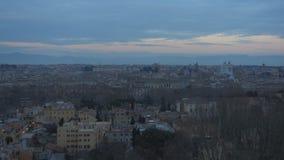 Roma en la oscuridad metrajes