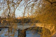 Roma en tiempo de primavera Fotografía de archivo