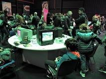 Roma, festival aplicado dos jogos fotos de stock royalty free