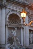 Roma, Fontana di Trevi Royalty Free Stock Images