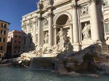 Roma Fontana di trevi royalty free stock photography