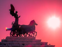 Roma imperiale Immagine Stock Libera da Diritti