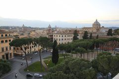 Roma, Itália fotografia de stock royalty free